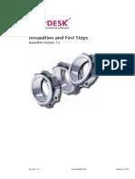 Laserdesk Installation Guide and First Steps Scanlab En
