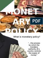 monetarypolicypresentation-140201061116-phpapp02