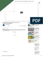 Descargar Archivos Gratis de Scribd _ Enero 2017 _ 100% Funcional Actualizado - YouTube