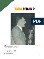 Ti manda Perón?