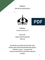 Referat Penurunan Kesadaran by Justhesya (1)