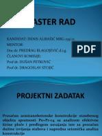Master rad-Denis Alibašić.ppt