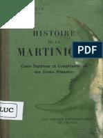 Historia Da Martinica