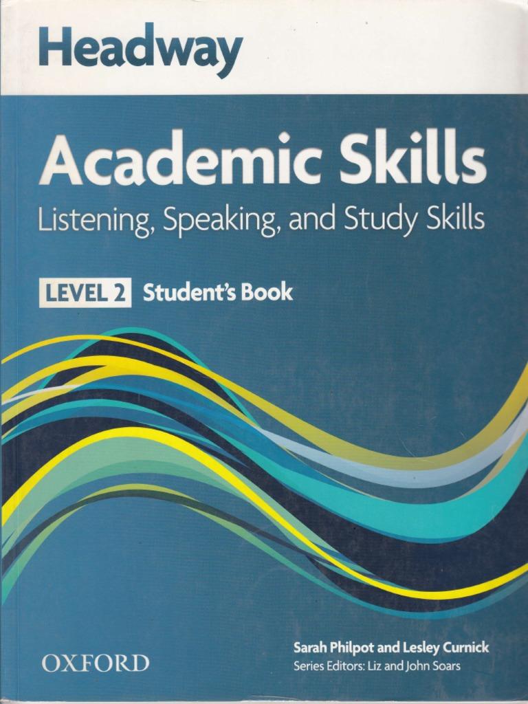 Headway Academic Skills- Listening-Speaking and Skills Level 2-SB ...