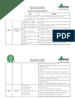Programa e Bibliografia Edital 06 2014