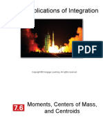 Mass, Volume, Centroid