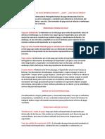 Formas y Medios de Pago Internacional