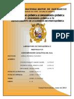 Informe n15 Catalisis Del Peroxido de Hidrogeno