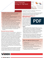 Videk White-Paper Automated Document Inspection