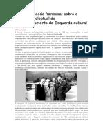 A CIA Lê a Teoria Francesa