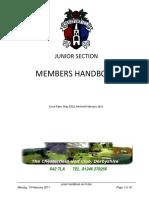 Chesterfield Junior Handbook(2)