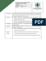 SOP Pencatatan Dan Pelaporan Efek Samping Obat (MESO)