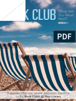 Book Club Brochure Vol. 14