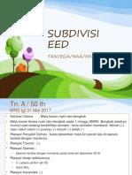 Eed Subdivision Andri