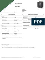 6SE6420 2UC21 5BA1 Datasheet Es