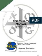 Spirituality Manual
