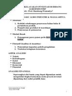 EKOTEK Analisis Kelayakan AgroIndustri 14