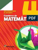 Matematica 4