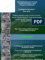 Presentaci n Materia IE I 2016