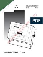 Manual do usuario, instalação, operação - Filizola IDS I - [WWW.DRBALANCA.COM.BR}.pdf
