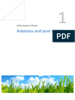 Asbestoswise ASEA Information Sheets