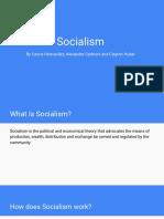 superior socialism presentation