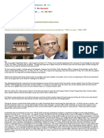 Questions to the Chief Justice of India