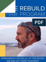 The rebuild hair program
