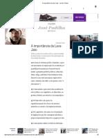 A importância da Lava-Jato - Jornal O Globo.pdf