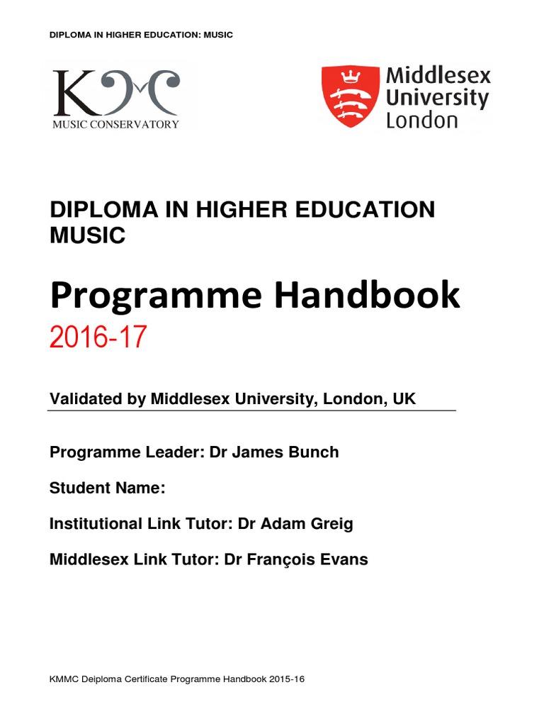 2016-17 Diploma Programme Handbook   Educational Assessment ...