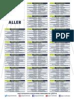 Ligue 1 Conforama Calendrier