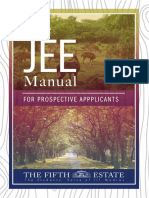 JEE Counselling Manual