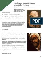 O Islã e a Evolução