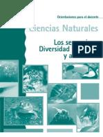Los seres vivos. Diversidad biológica y ambiental DOCENTES