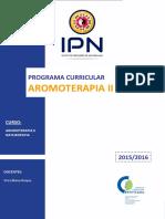 Programa Aroma II 2015-16