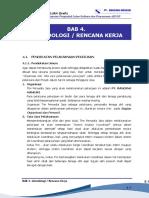 Incept Draft. Bab 4. Metodologi (Audit & Aknop Sabo Lombok)