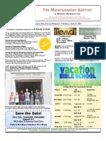 MBA Newsletter 61517
