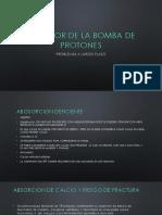 INHIBIDOR de LA BOMBA de PROTONES.pptxcomplicaciones de Su Uso a Largo Plazo