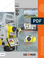 GeoMax Zoom90 Brochure