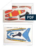 Vintage Paper Planes 08