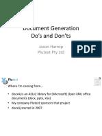 documentgeneration2012osdcsydney-121207152102-phpapp02