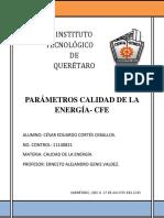 TAREA 2-Parametros Cfe