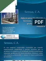 Portafolio Sensus 2017