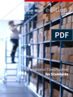 International Classification for Standards