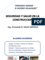 Curso Seguridad Salud Construcciones