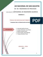 Gerencia Esquema Para La Presentación de Proyectos (2)