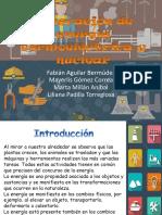 Generación de Energía Termoeléctrica y Nuclear
