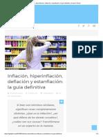 Inflación, Hiperinflación, Deflación y Estanflación_ La Guía Definitiva _ Inversor Global