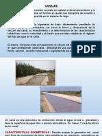 Canales Irrigaciones