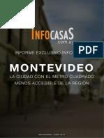 Informe Metro Cuadrado Infocasas